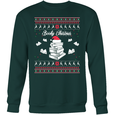 Readers Booky Christmas Sweater - Awesome Librarians - 7