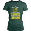 God Found Some Of The Strongest Women And Made Them Librarians - Awesome Librarians - 1