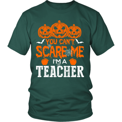 You Can't Scare Me I'm A Teacher - Awesome Librarians - 3