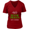 I Am A Book Dragon Not A Worm Shirt - Awesome Librarians - 10