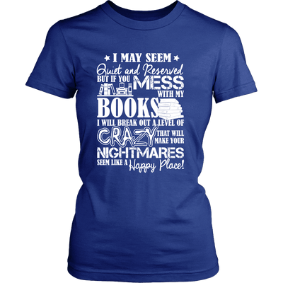 Books Like Blue Is For Nightmares