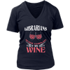Librarians Never Complain But We Do Wine Shirt - Awesome Librarians - 12