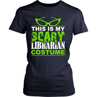 This Is My Librarian Costume - Awesome Librarians