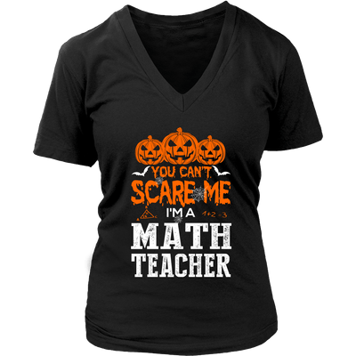 You Can't Scare Me I'm A Math Teacher - Awesome Librarians - 10