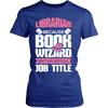 Librarian Because Book Wizard Isn't An Official Job Title - Awesome Librarians - 9