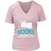 Books Life's Apology For Every Crappy Day Ever Shirt - Awesome Librarians - 9