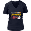 Instant Librarian Just Add Coffe - Awesome Librarians - 12
