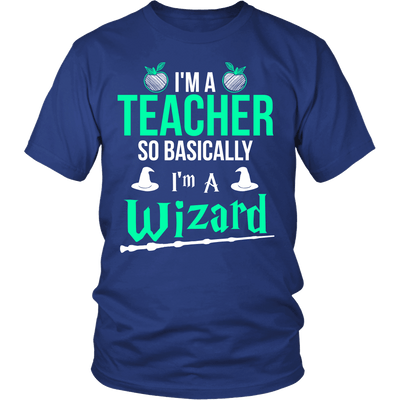 I'm Teacher So Basically I'm A Wizard - Awesome Librarians - 2