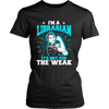 I'm A Librarian It's Not For The Weak - Awesome Librarians - 7