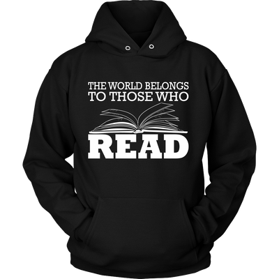 The World Belongs To Those Who Read - Awesome Librarians - 6