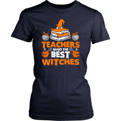 Teachers Make The Best Witches - Awesome Librarians - 9