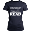 The World Belongs To Those Who Read - Awesome Librarians - 12