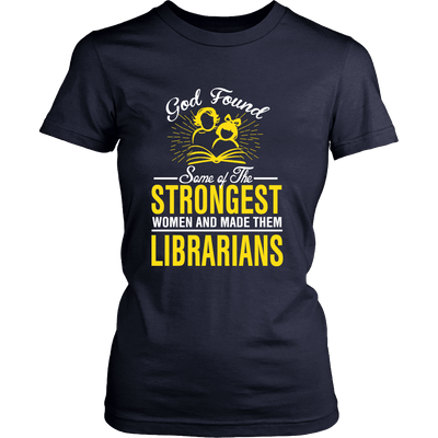 God Found Some Of The Strongest Women And Made Them Librarians - Awesome Librarians - 12