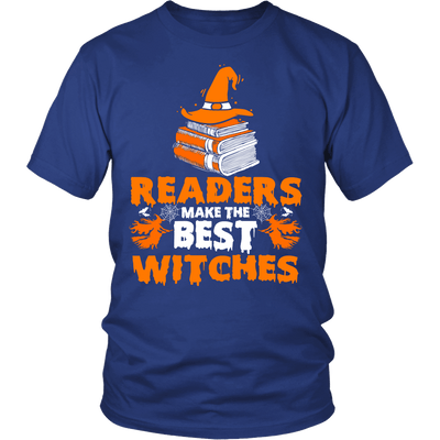 Readers Make The Best Witches - Awesome Librarians - 3