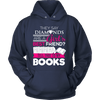 They Say Diamonds Are A Girl's Best Friend Tell That To My Books - Awesome Librarians - 7