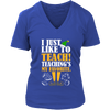 I Just Like To Teach! Teaching's My Favorite - Awesome Librarians - 13