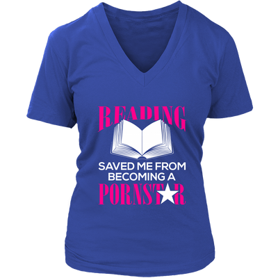 Reading Saved Me From Becoming A Pornstar - Awesome Librarians - 13