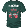 Teachers Never Complain But We Do Wine Shirt - Awesome Librarians - 4