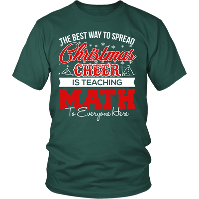 The Best Way To Spread Christmas Cheer Is Teaching Math - Awesome Librarians - 2