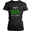 I Am A Book Dragon Not A Worm Shirt - Awesome Librarians - 8