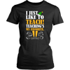 I Just Like To Teach! Teaching's My Favorite - Awesome Librarians - 1