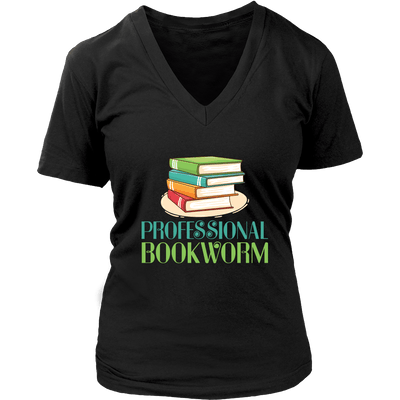 Professional Bookworm Shirt - Awesome Librarians - 11
