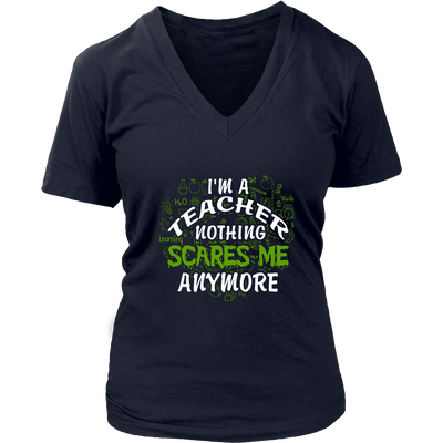 I'm A Teacher Nothing Scares Me Anymore - Awesome Librarians - 12