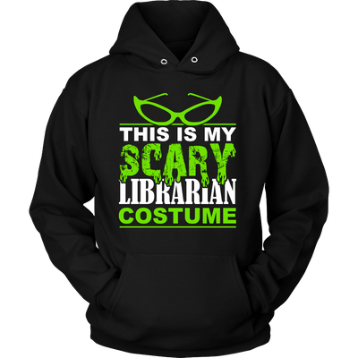 This Is My Librarian Costume - Awesome Librarians - 5