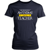 Of Course I'm Awesome I'm A Teacher Shirt - Awesome Librarians
