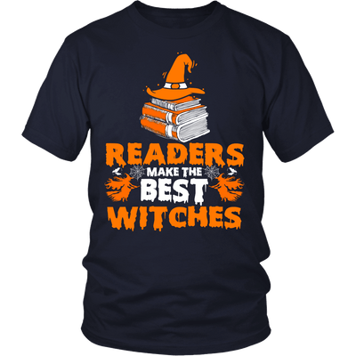 Readers Make The Best Witches - Awesome Librarians