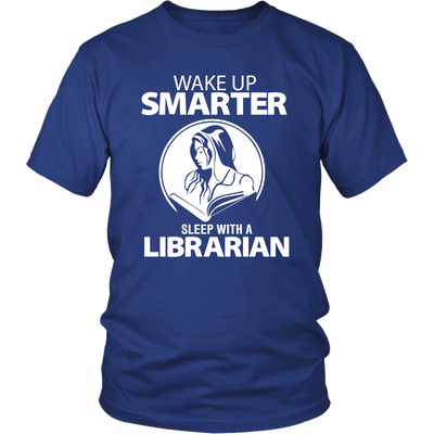 Wake Up Smarter Sleep With A Librarian - Awesome Librarians - 1