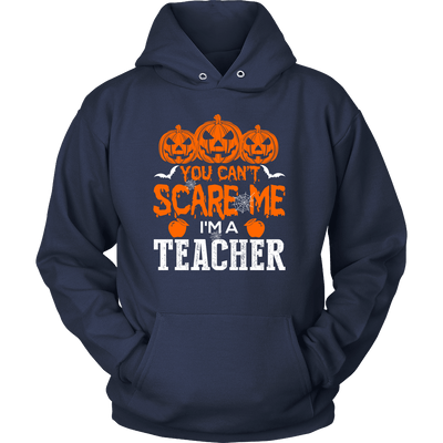You Can't Scare Me I'm A Teacher - Awesome Librarians - 6