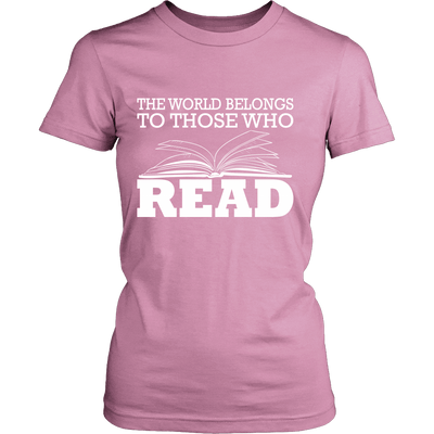 The World Belongs To Those Who Read - Awesome Librarians - 8