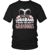 Retired Librarians Make The Best Grandmas - Awesome Librarians - 4