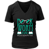 Book Worm Nah #Escape Artist Shirt - Awesome Librarians - 9