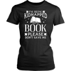 I'm Being Kidnapped By A Book Please Don't Save Me - Awesome Librarians - 6
