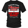 The Best Way To Spread Christmas Cheer Is Gifting Books Shirt - Awesome Librarians - 4