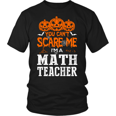 You Can't Scare Me I'm A Math Teacher - Awesome Librarians - 4