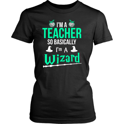 I'm Teacher So Basically I'm A Wizard - Awesome Librarians - 1