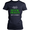 I Am A Book Dragon Not A Worm Shirt - Awesome Librarians - 9