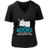Books Life's Apology For Every Crappy Day Ever Shirt - Awesome Librarians - 10