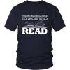 The World Belongs To Those Who Read - Awesome Librarians - 4