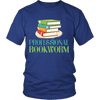Professional Bookworm Shirt - Awesome Librarians - 4