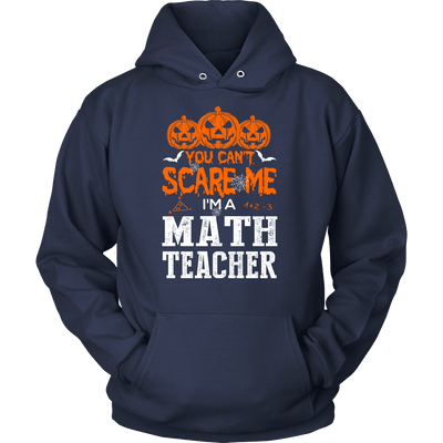 You Can't Scare Me I'm A Math Teacher - Awesome Librarians - 6