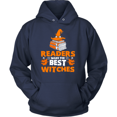 Readers Make The Best Witches - Awesome Librarians - 2