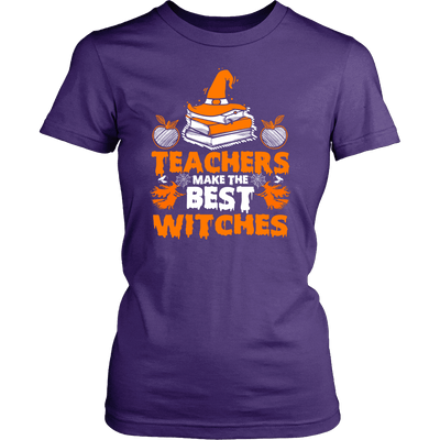 Teachers Make The Best Witches - Awesome Librarians - 7