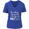 Reading Is Dreaming With Open Eyes Shirt - Awesome Librarians - 12