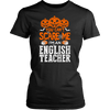 You Can't Scare Me I'm An English Teacher - Awesome Librarians - 1