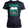 Reading Gives Us Someplace To Go When We Have To Stay Where We Are Shirt - Awesome Librarians - 7
