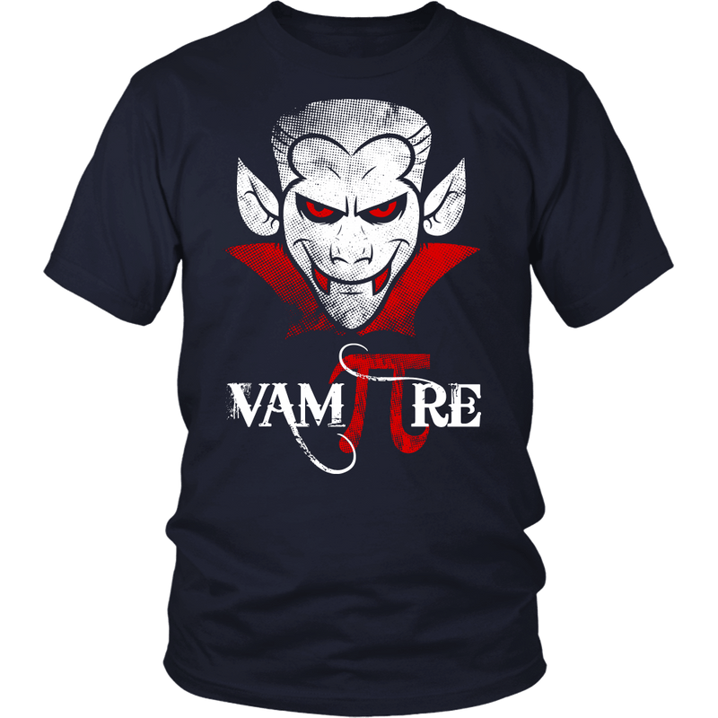 Vampire Shirt - Awesome Librarians